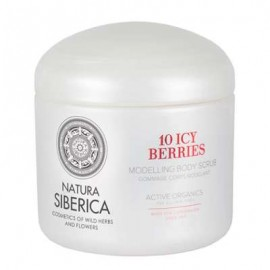 Copenhagen 10 icy berries body scrub , Σμίλευση Σιλουέτας , 370ml.