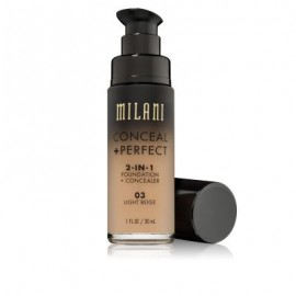 CONCEAL & PERFECT 2-IN-1 LIQUID MAKE UP